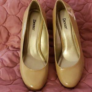 NEW Women's Dexter Wedge Heels Shoes. SZ 7.5W